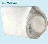 D102 milímetro X 230 bolso de filtro líquido del milímetro PP para la industria del cemento