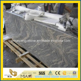 Prefabricated China Juparana Granite Kitchen Countertop or Worktop