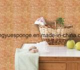 Papier peint Shaped de mousse de bâton de brique de couleurs