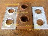 Terra di certificazione Qmr2-40 di iso/terreno appiattito manuale/macchina di collegamento del blocco Non-Infornata argilla