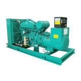 Générateur diesel silencieux refroidi à l'eau de Honny 300kw