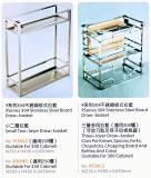 9 Dibujar-Cesta del tablero del acero inoxidable de la serie 304