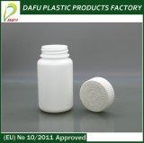 Bottiglia di plastica della medicina di figura rotonda del PE 100ml