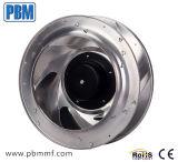 310mm Ec ventilateur centrifuge