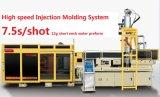 Máquina plástica de alta velocidad del moldeo a presión del objeto semitrabajado del animal doméstico de 96 cavidades