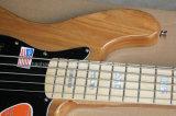 Гитара нот Hanhai 5 шнуров электрическая басовая/с черным Pickguard