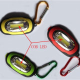 ホック磁気LEDの穂軸作業ライトが付いているKeychain車のModificateライト