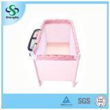Einfaches bewegliches Baby-Arbeitsweg-Feldbett (SH-A6)