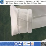 Sacchetto filtro del collettore di polveri della vetroresina per industria di metallurgia