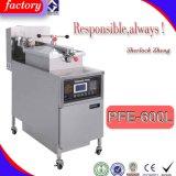 Pfe-600L Werbungs-freies stehendes elektrisches Huhn-tiefe fette Druck-Bratpfannen