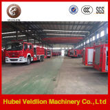 Sino HOWO Water-Foam Fire Truck 8000L