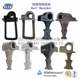 Forging caliente Railway Shoulder para E Type Fastening System