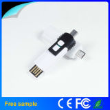 USB blanco y negro 3.0 Flash Disk de 8g Flash Drive OTG para Smart Phone
