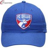 カスタム刺繍デザイン調節可能な帽子が付いている標準的な野球帽
