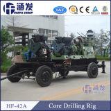 Super Qualidade! HF-42A Trailer Wireline Core Drilling Machine