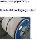 Bobine ou feuille en acier enduite d'une première couche de peinture CGCC (PPGL) de Galvalume