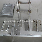 OEM Customized Galvanzied Steel Steel Sheet Metal Forming Stamping Bending Welding Parts, Stamping