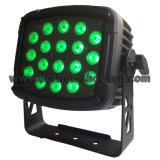 LED-NENNWERT Licht IP65 18 RGBW 4in1