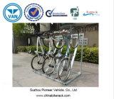 Горяче продающ Semi вертикальный шкаф хранения велосипеда