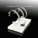 Smartwatch Armbanduhr-Tabellen-Halterung Soild Acrylausstellungsstand-Armband-Zahnstange (HY-YXB0022)