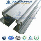 建築材料(ISO/TS16949のための粉のコーティングのアルミニウムプロフィール: 2008証明される)