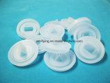 Fiches protectrices antipoussière faites sur commande en caoutchouc de silicones de température élevée de silicones pour le matériel en métal