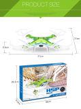 Os aviões modelo os mais atrasados Quadcopter do UFO do produto RC 2.4G 4-Axis