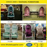 도매로 꾸미는 현대 & 닫집 의자를 가진 사치품