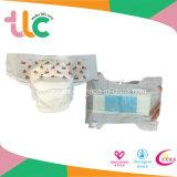 Boa qualidade com o tecido descartável do bebê do preço do competidor