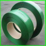 新しいバージン物質的な緑ペットストラップ
