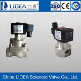 Valvola ad azione diretta dell'acqua del solenoide di modo di alta pressione 2 della valvola