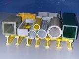 Perfil de grande resistência da fibra de vidro dos produtos justos do cantão com isolação