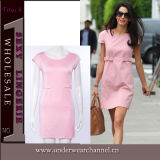 Reizvolle Großhandelsdame Casual Summer Dress (TONY8979)