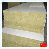 El panel de emparedado certificado ISO de las lanas minerales de China