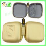 Caja impermeable al por mayor del auricular de la cremallera para el recorrido (EC012)