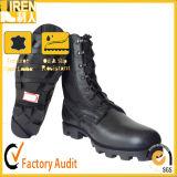 Ботинка цены по прейскуранту завода-изготовителя Китая ботинок джунглей черного воинского воинский