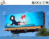 P6 풀 컬러 옥외 방수 높은 광도 발광 다이오드 표시 스크린