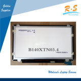 Nagelneuer 14.0 Laptop-Monitor des Zoll-1366*768 LED für Bildschirmanzeige LED-B140xtn03.4
