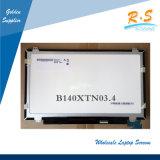 Brandnew 14.0 монитор компьтер-книжки дюйма 1366*768 СИД для индикации СИД B140xtn03.4