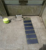 40W/18V Hight 충전기 전화와 요리사를 위한 능률적인 태양 충전기 부대