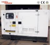 (125kVA) звукоизоляционный тепловозный генератор 100kw (HF100P2)