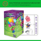 Ballon-Zeit-Helium-Gas Becken-Ballon Helium