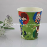 Paper jetable Cups pour Cold et Hot Beverages