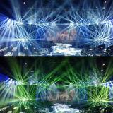 230W 7r 광속 단계 디스코 이동하는 맨 위 Sharpy 5r 단계 빛