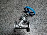 Tipo válvula dos Ss 304 Y do aço inoxidável do API de globo
