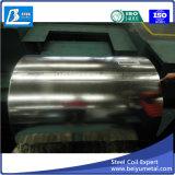 Dx51d galvanizou o Zn de aço 50 da bobina