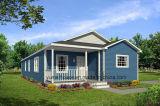 Prefabricated와 Moudlar 가벼운 강철 별장 집