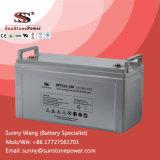 Batterie tubulaire d'énergie solaire de la batterie 12V 100ah de gel de cycle profond