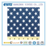Stelle su Navy Poly Cotton Fabric per Home Textiles
