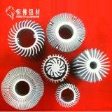 Perfil profesional del aluminio del disipador de calor del fabricante